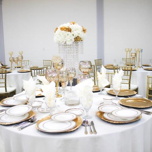 Table Setting / Decor