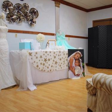 Elegant Bridal Room