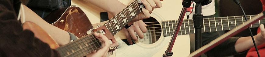 Guitars at Fèis Spè