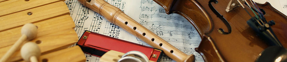 Violin, Harmonica, Recorder, Instruments, Music, Instrument Rental