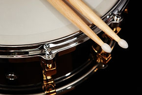 Learn to play drums and percussion. Keep the beat in a jam session!