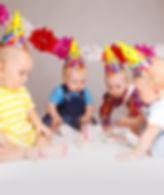 Birthday parties at Chabad Torah Tots