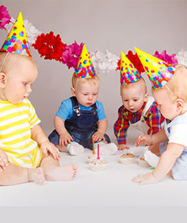 Birthday parties at Chabad Torah Tots
