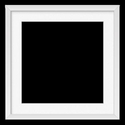 Rahmen | Weiß