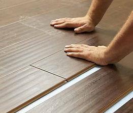 Luxurious Hardwood Professionally Installed