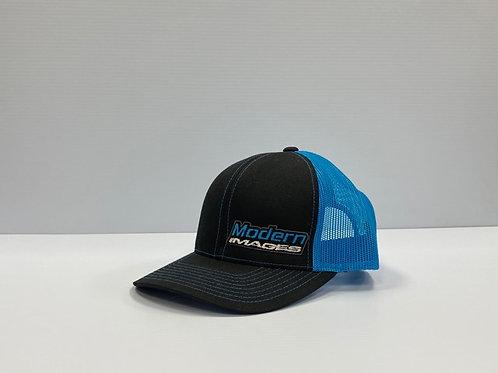 Blue/Black Snapback