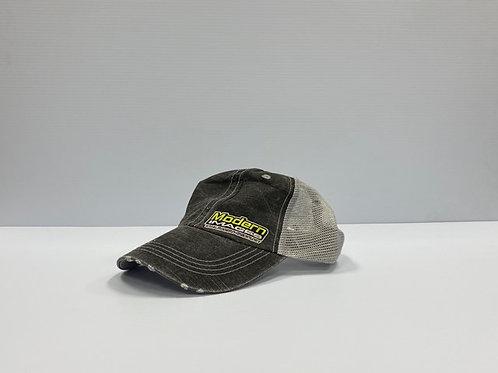 Unstructured Yellow Trucker Hat
