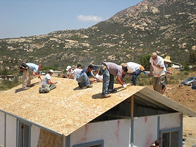 Building a home in a day