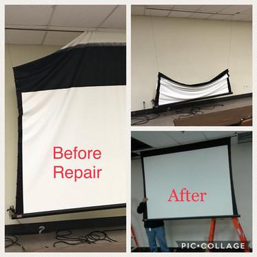Emergency Screen Repair