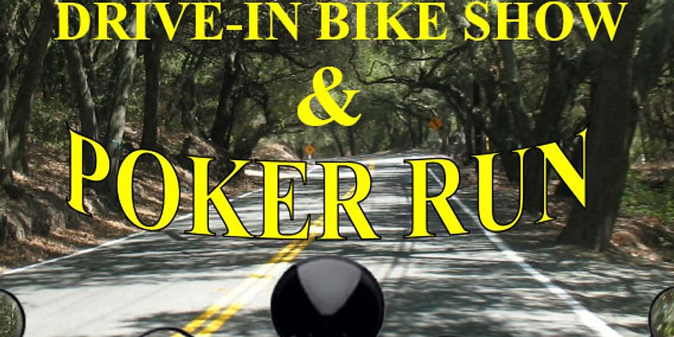 Bike Show & Poker Run