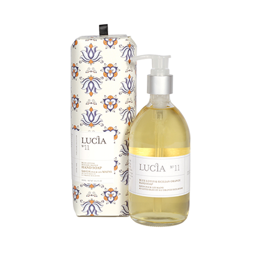 Blue Lotus & Sicilan Orange Hand Soap