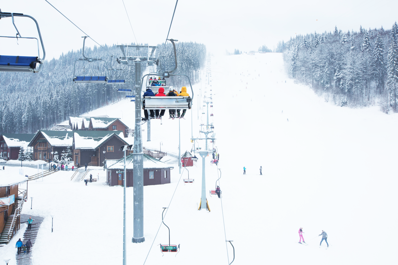 Sun Peaks Ski Day