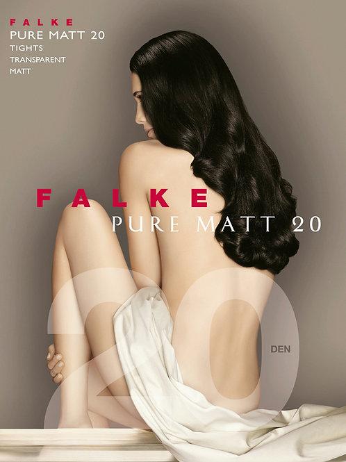 FALKE Pure Matt 20 DEN Damen Strumpfhose