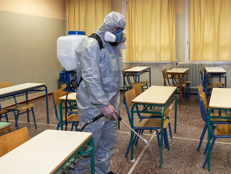 Balancing Change and Constancy: Re-opening of Schools during and post-pandemic