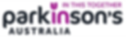 Parkinson's Australia Logo