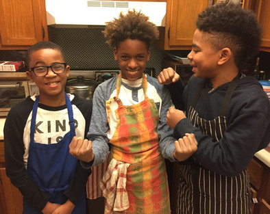 TKCC These Kids Can Cook! - Super Bowl Appetizer Challenge