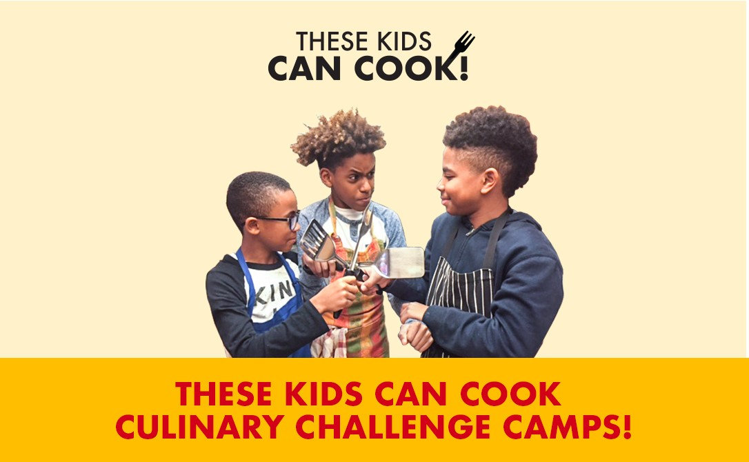 These Kids Can Cook! (TKCC)