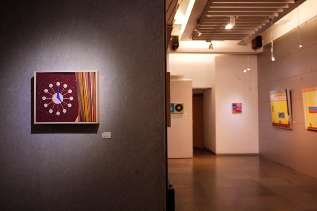 2012 Indoors 室內 温孟瑜創作個展