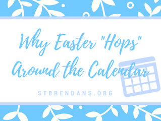 "Why Easter ""Hops"" Around the Calendar"
