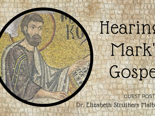 Hearing Mark's Gospel