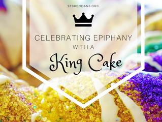 Celebrating Epiphany with a King Cake
