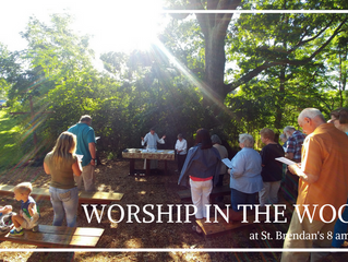 Worship in the Woods