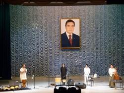 「中央アジア・コーカサス巡回音楽公演」2009