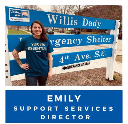 Support Services Director