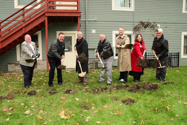 Capital Campaign Ground Breaking