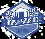 Hops for Housing 2017 logo