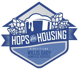 Hops for Housing 2017 logo