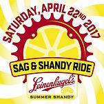 Sag & Shady Ride Logo