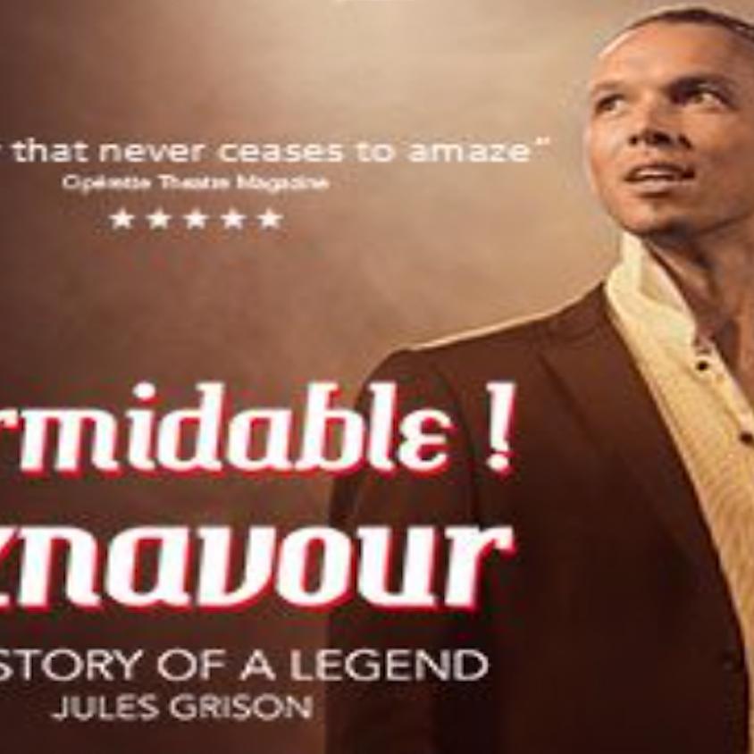 FORMIDABLE! AZNAVOUR - FEBRUARY 2020