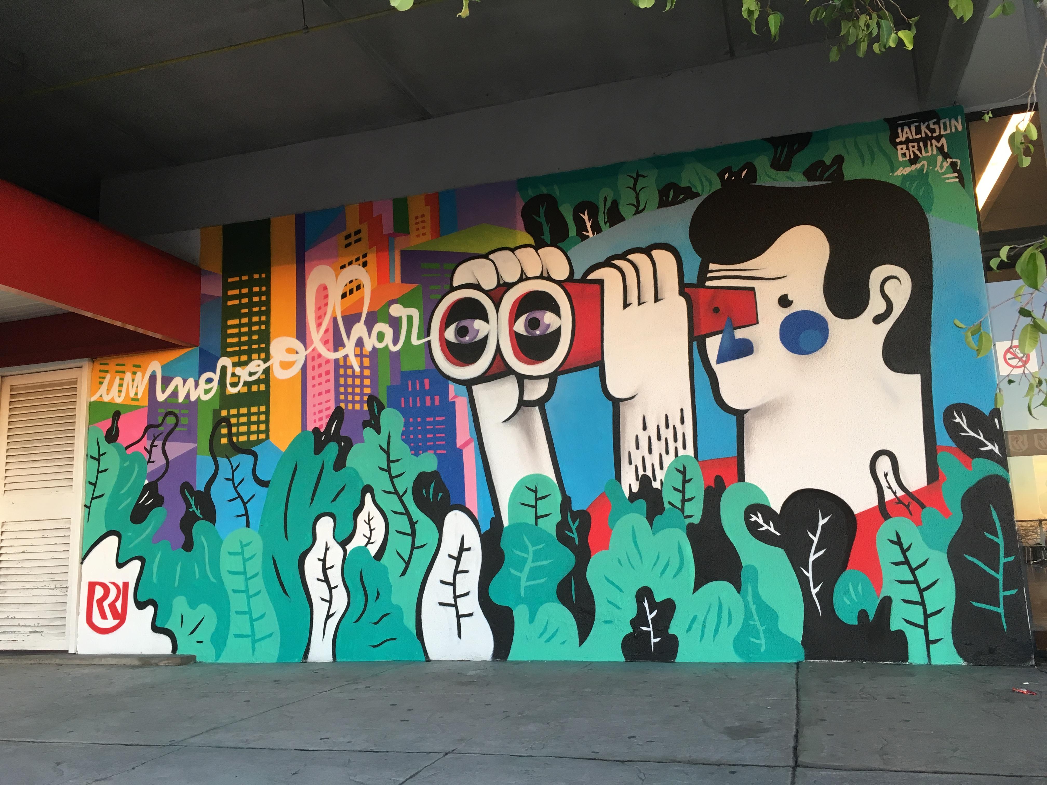 Graffiti Uniritter