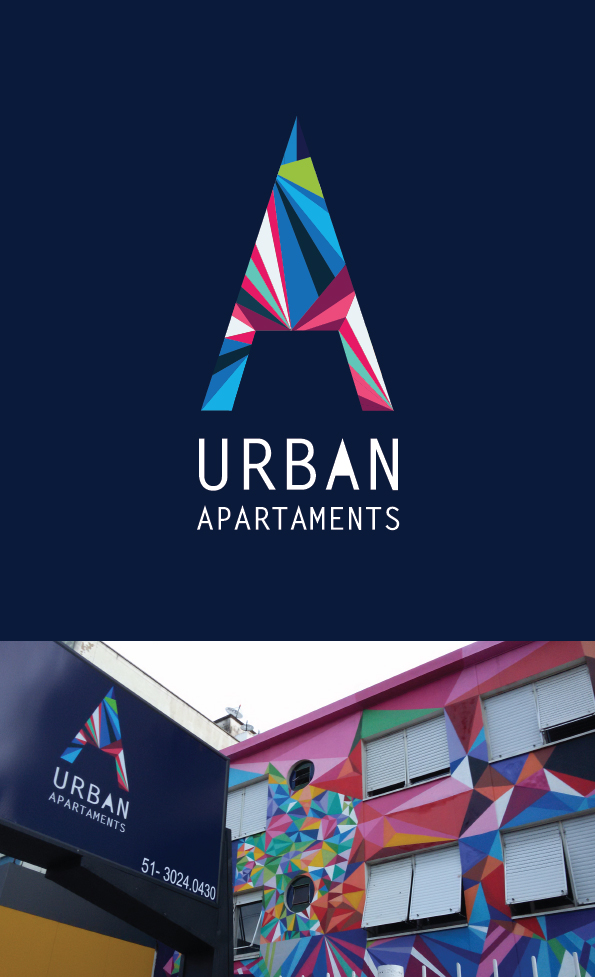 Logotipo Urban Apartamets