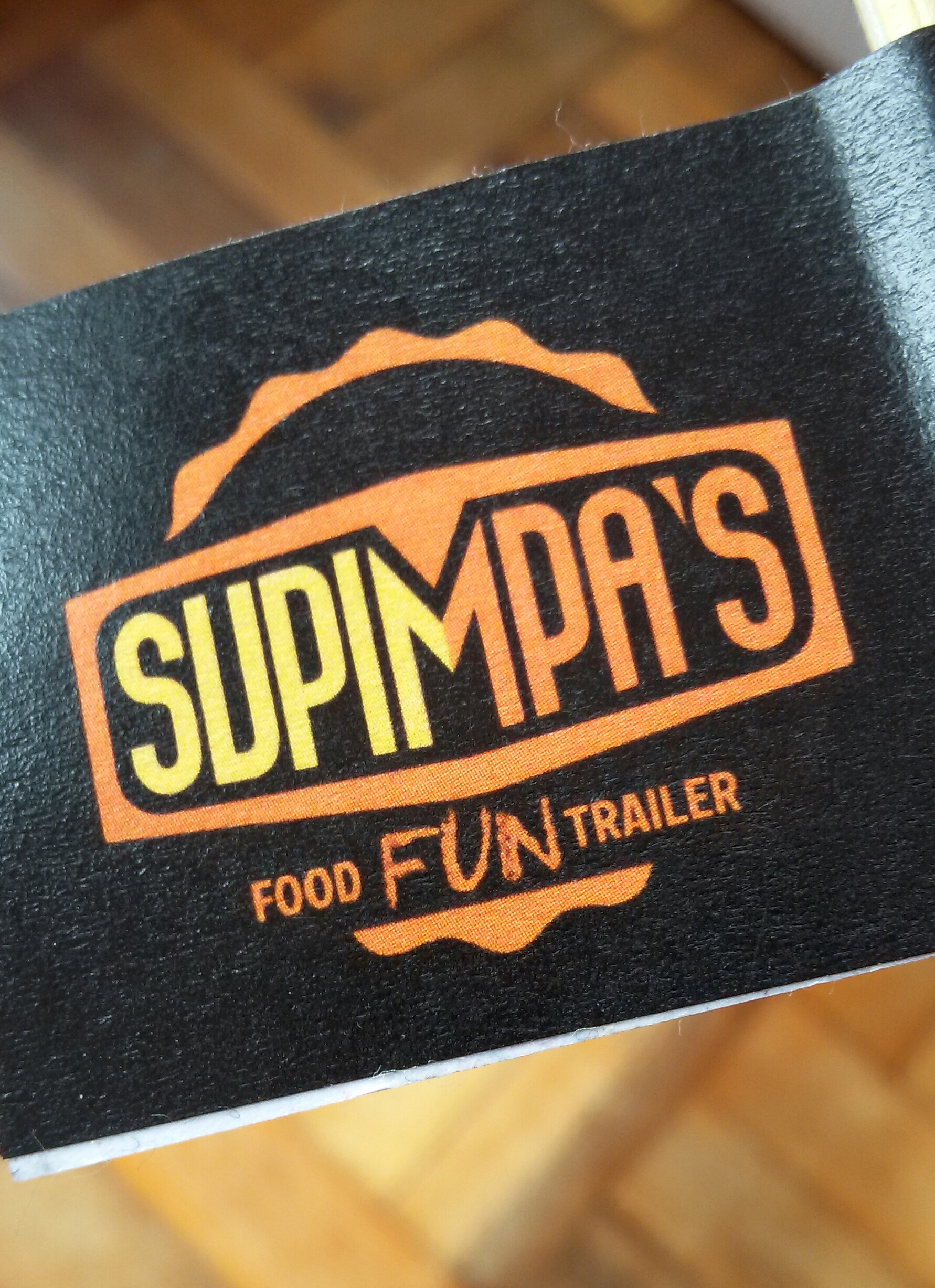 Logotipo Supimpa`s