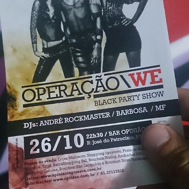 Operação WE