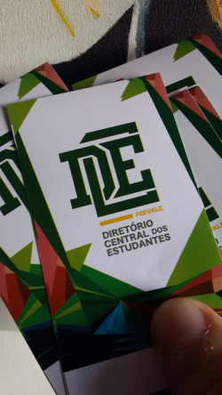 Logotipo DCE Feevale