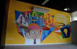 Graffiti / Piccadilly