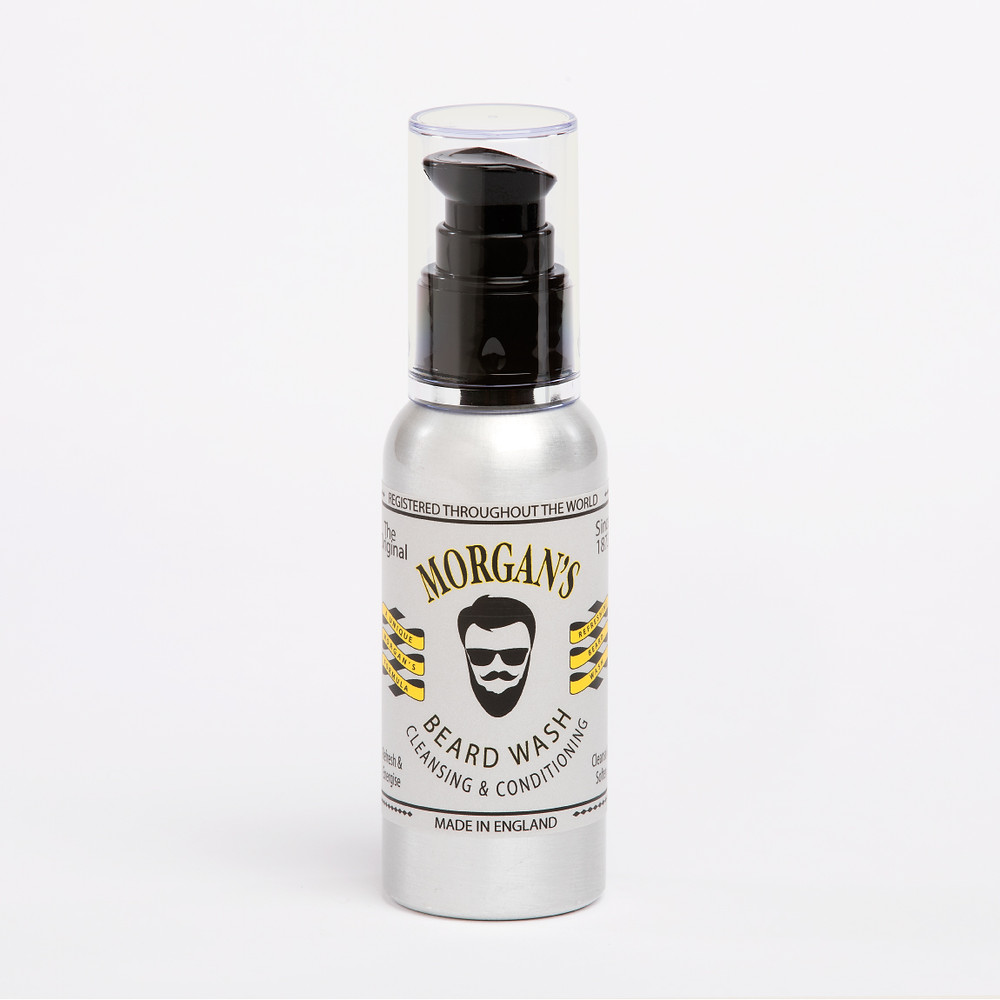 cleaning beard, beard wash, beard conditioner