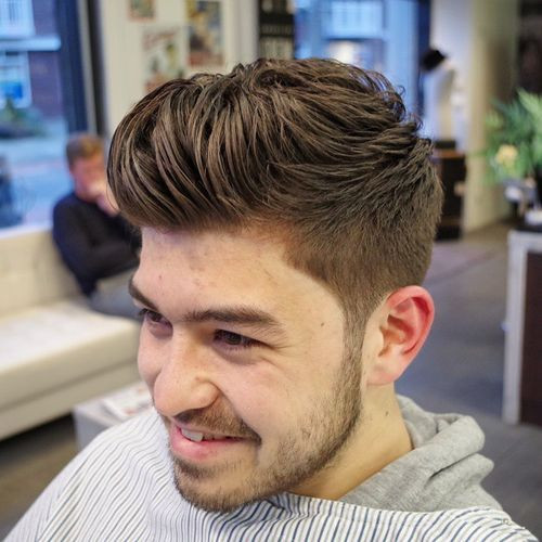 how to do quiff, quiff hairstyle, pomade hairstyles