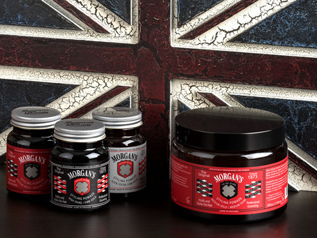 Morgan's Pomade Product Information