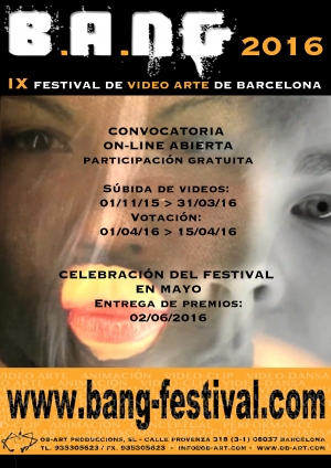 BANG video art festival