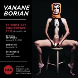 FAC Feminist Art conference