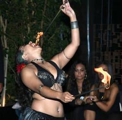 FIRE EATING BELLY DANCER-1