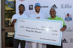Will and Jada Smith Family Foundation - Rickonia (Founder of RAKE), Stephen Bishop and Harry Smith (