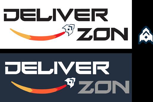 Deliver Z On Logo
