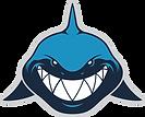 transparent background logo shark .png