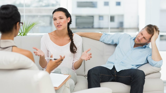Promotion couples psychotherapy