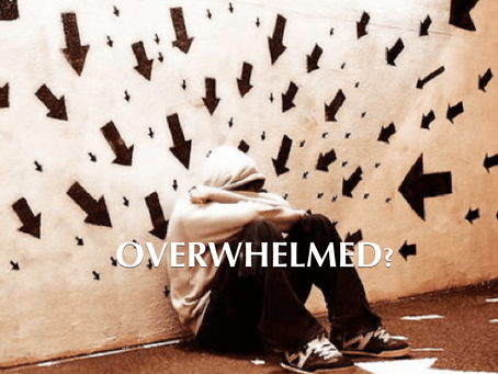 Overwhelmed: How to Deal with How you Feel #2